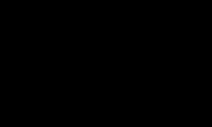 Aminosyre med aminogruppe, sentralt karbonatom, karboksylgruppe og funksjonell gruppe (R)