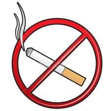 røyk forbudt