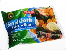 Brokkoliblanding