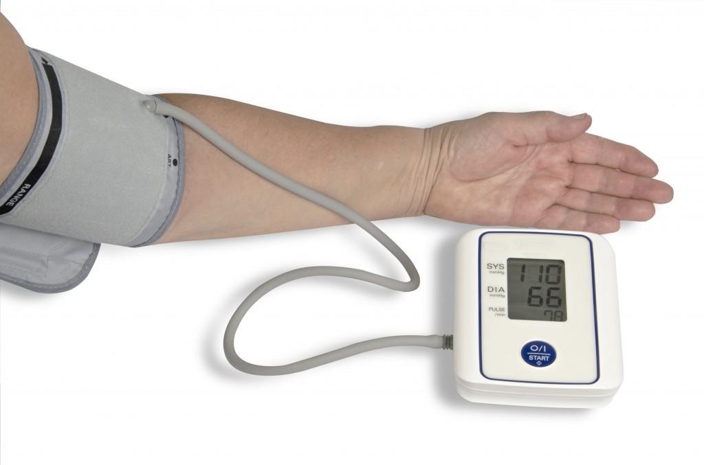 hvordan måle blodtrykk