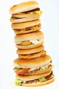 Natural form foods. Fast food.