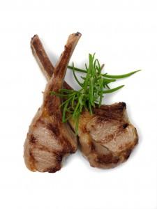 Lammekjøtt er en god kilde til karnitin. Bilde: Colourbox