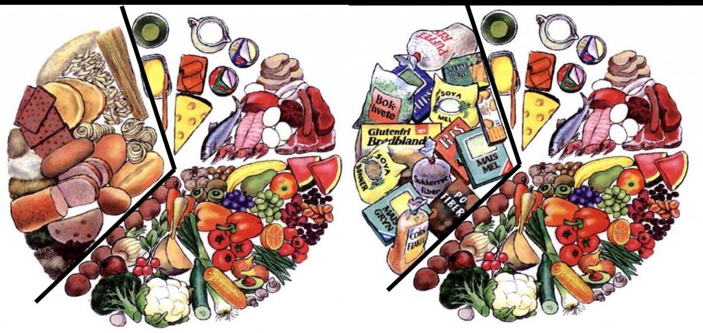 Hva er glutenfri mat